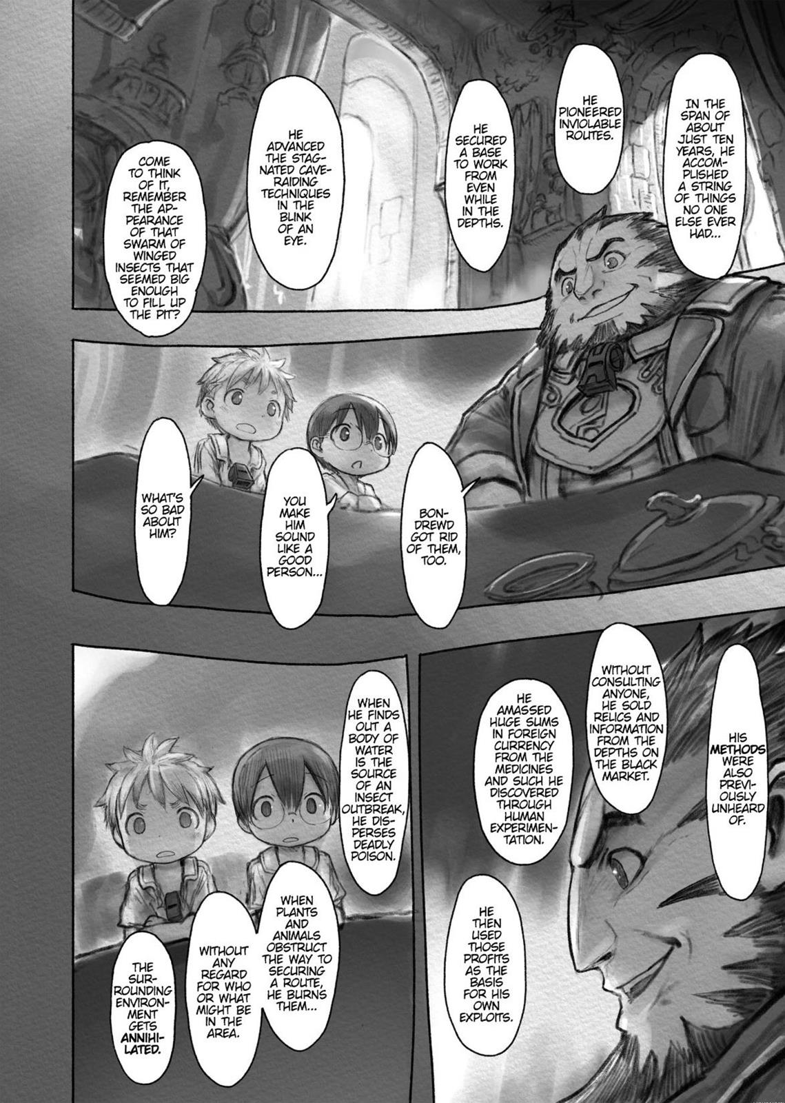 Made In Abyss, Chapter Hello,Abyss 32 image 004