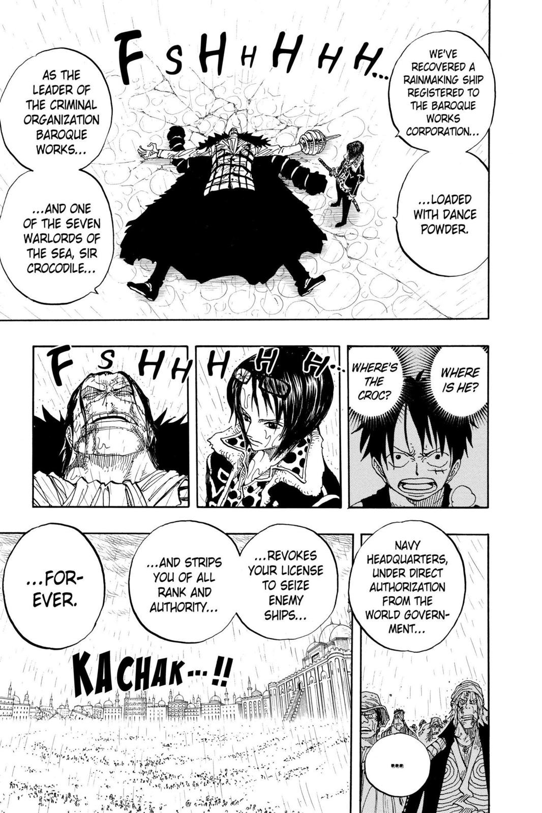 One Piece, Chapter 211 image 013
