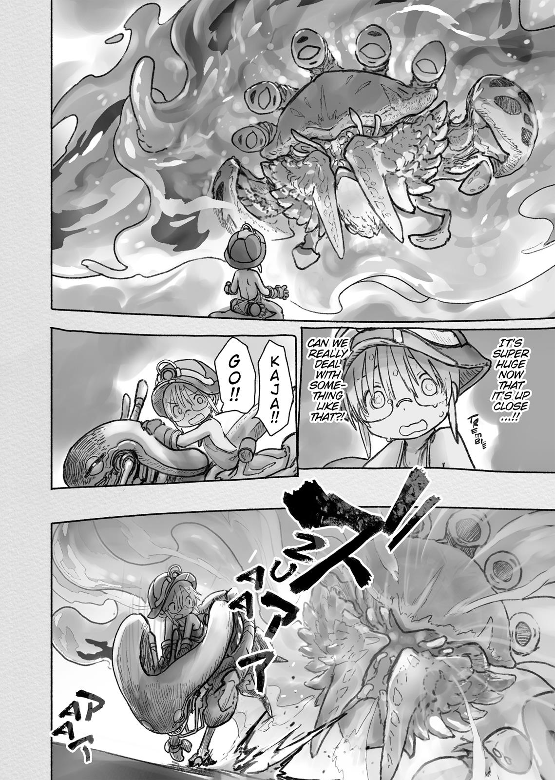 Made In Abyss, Chapter Hello,Abyss 46 image 034