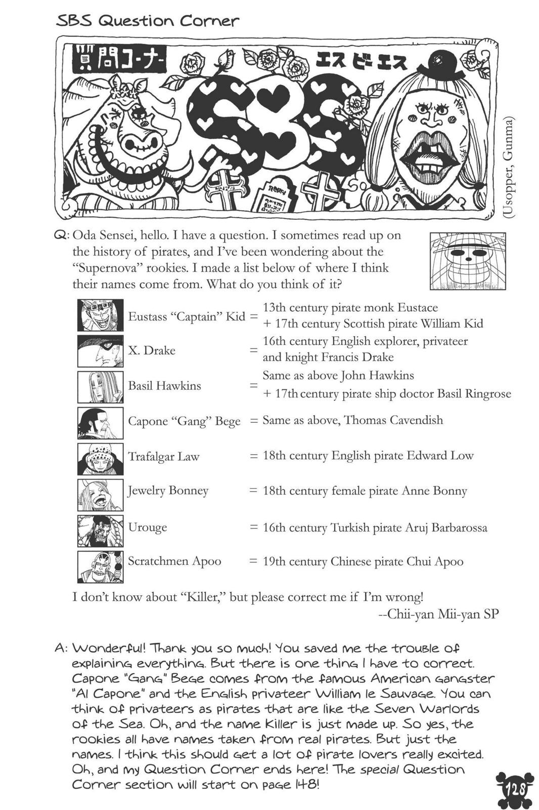One Piece, Chapter 508 image 020