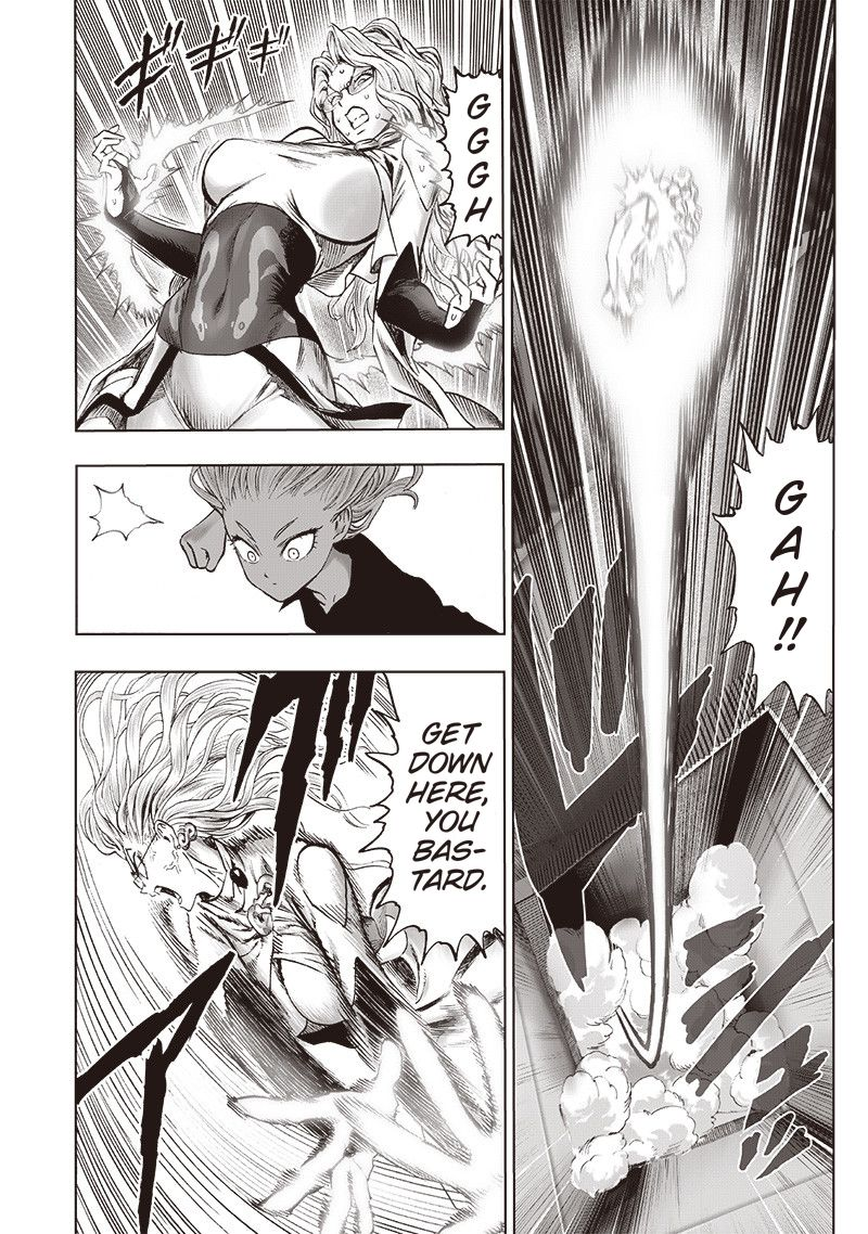 One Punch Man, Chapter One-Punch Man 127.2 image 007