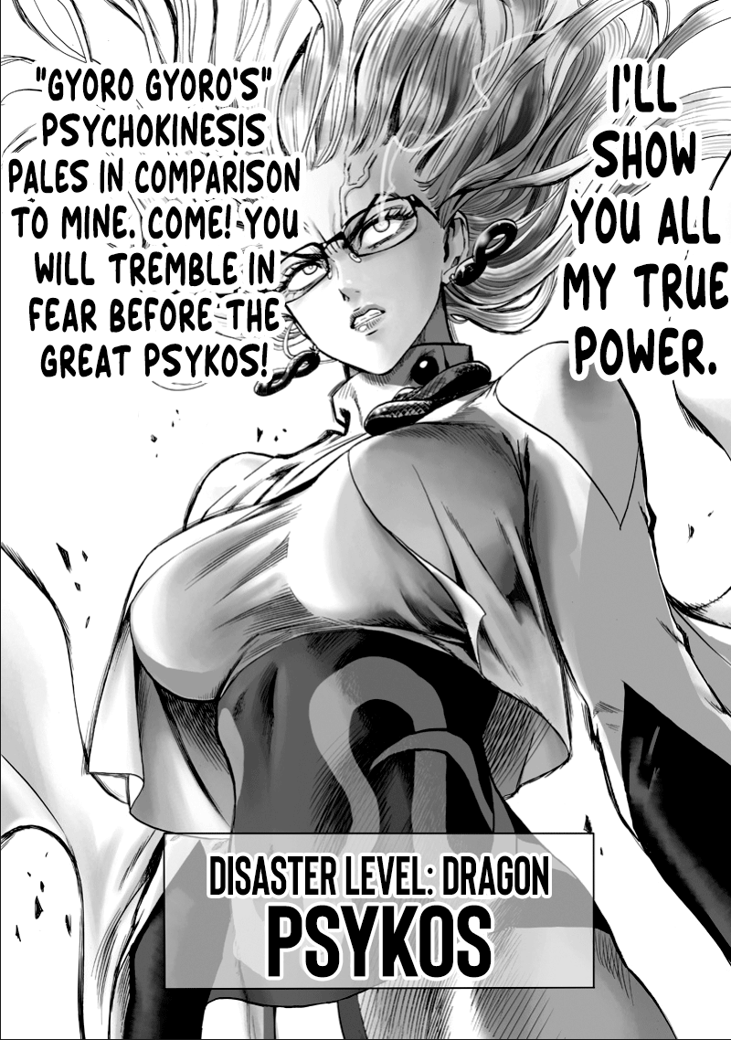 One Punch Man, Chapter 126 image 019