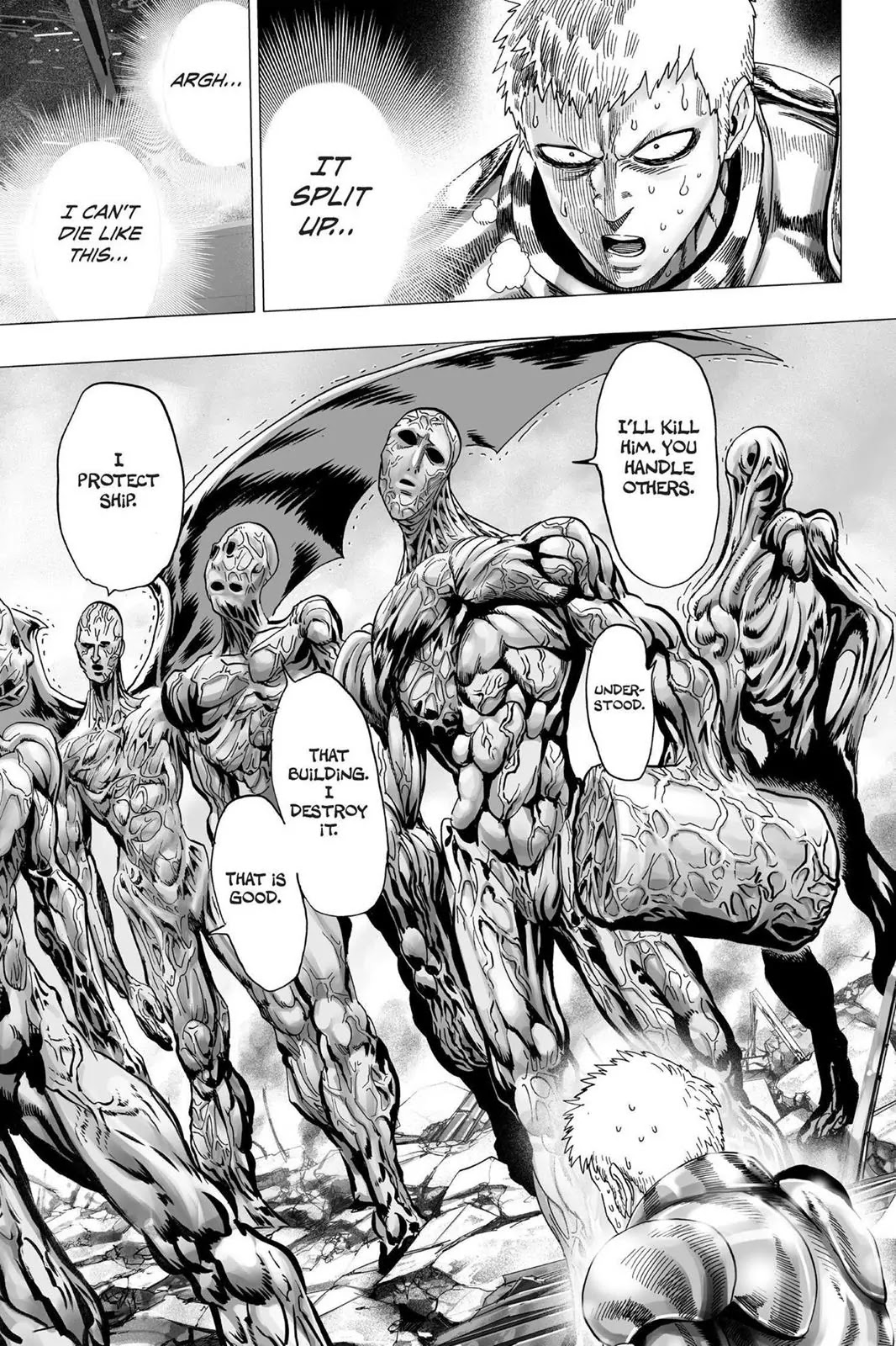 One Punch Man, Chapter Onepunch-Man 32 image 035