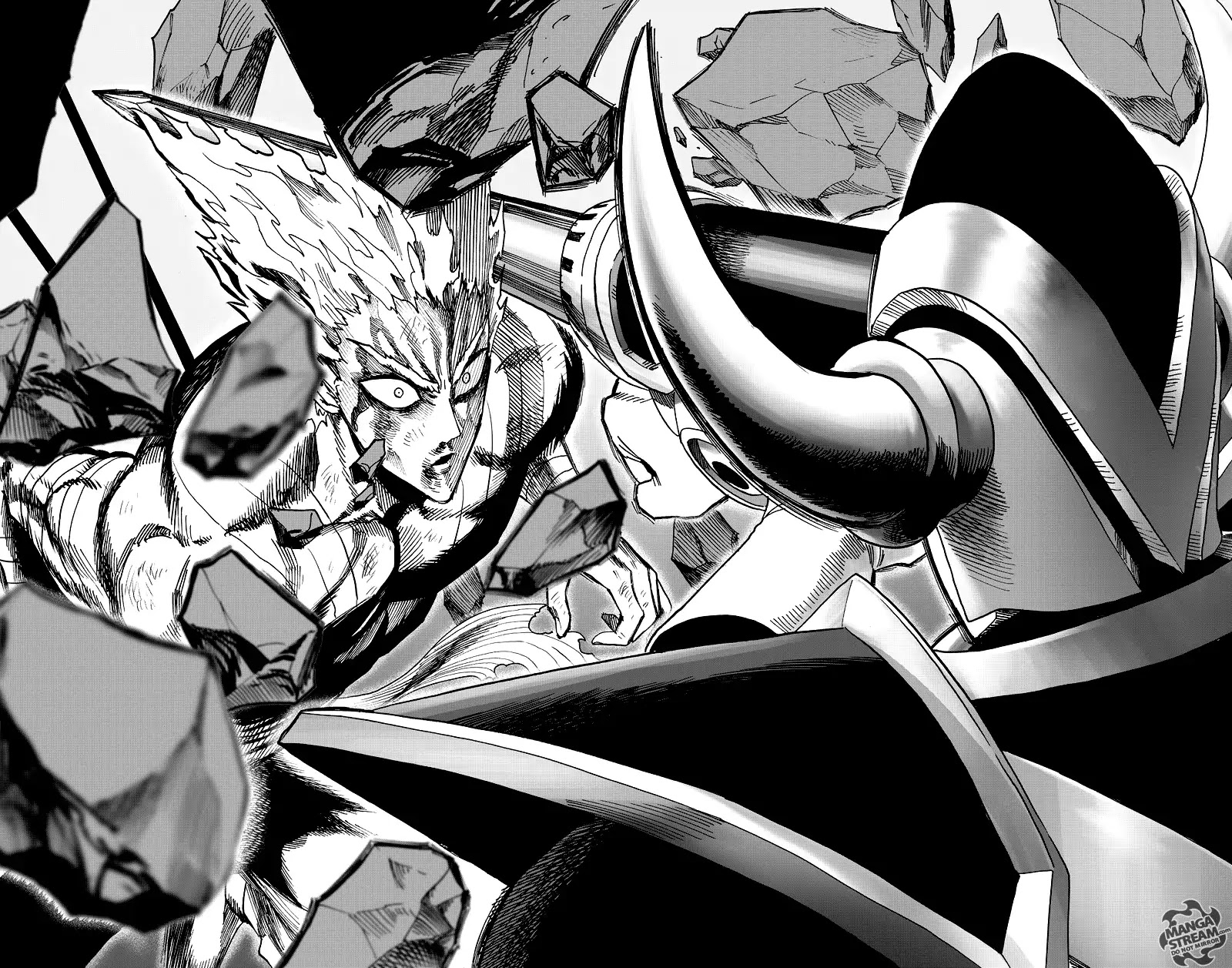 One Punch Man, Chapter Onepunch-Man 82 image 017