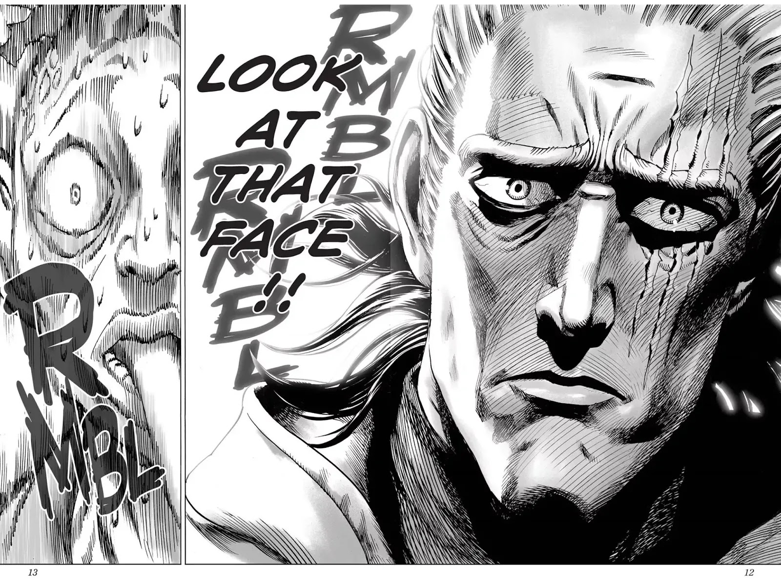 One Punch Man, Chapter Onepunch-Man 38 image 011