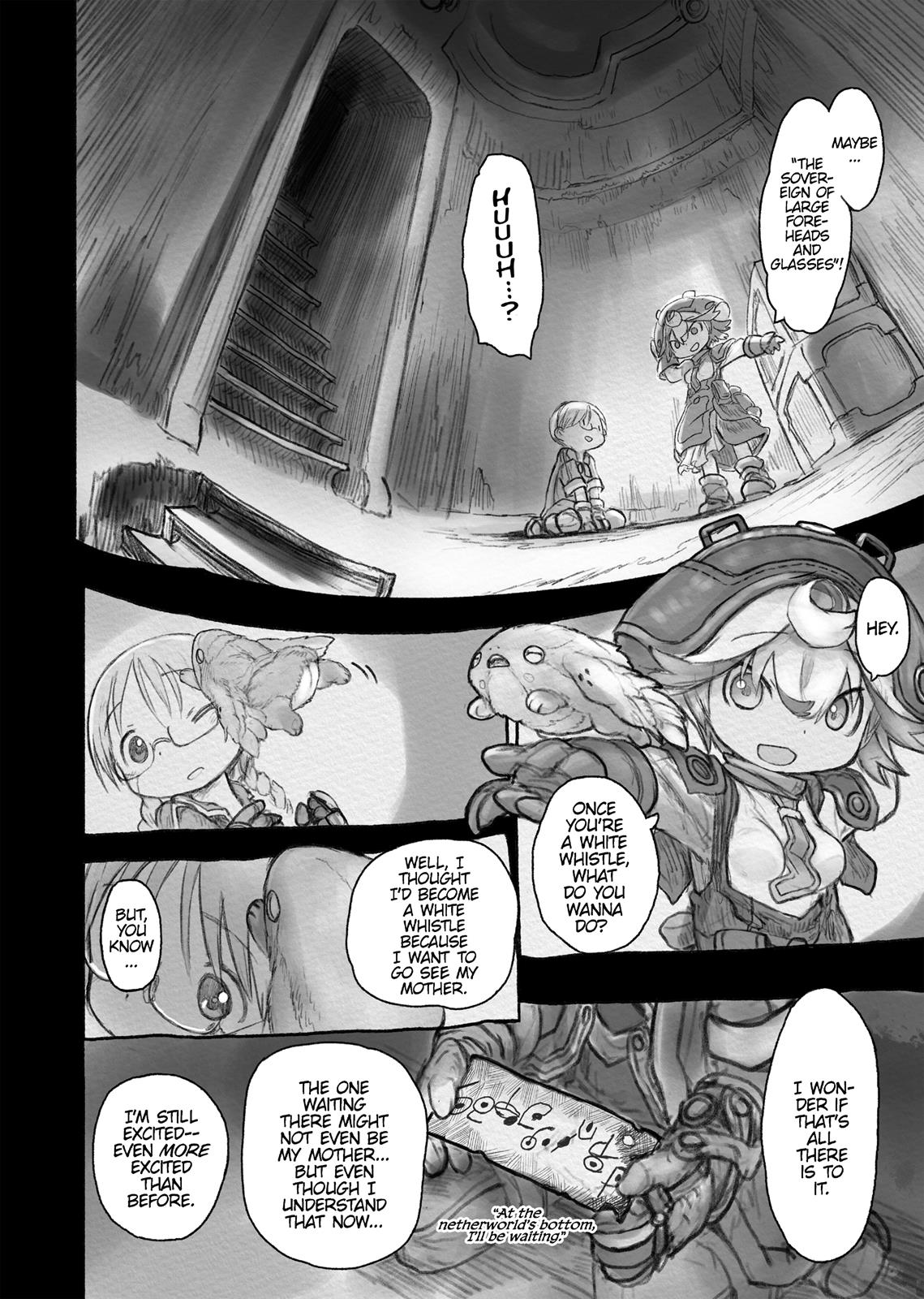 Made In Abyss, Chapter Hello,Abyss 33 image 008