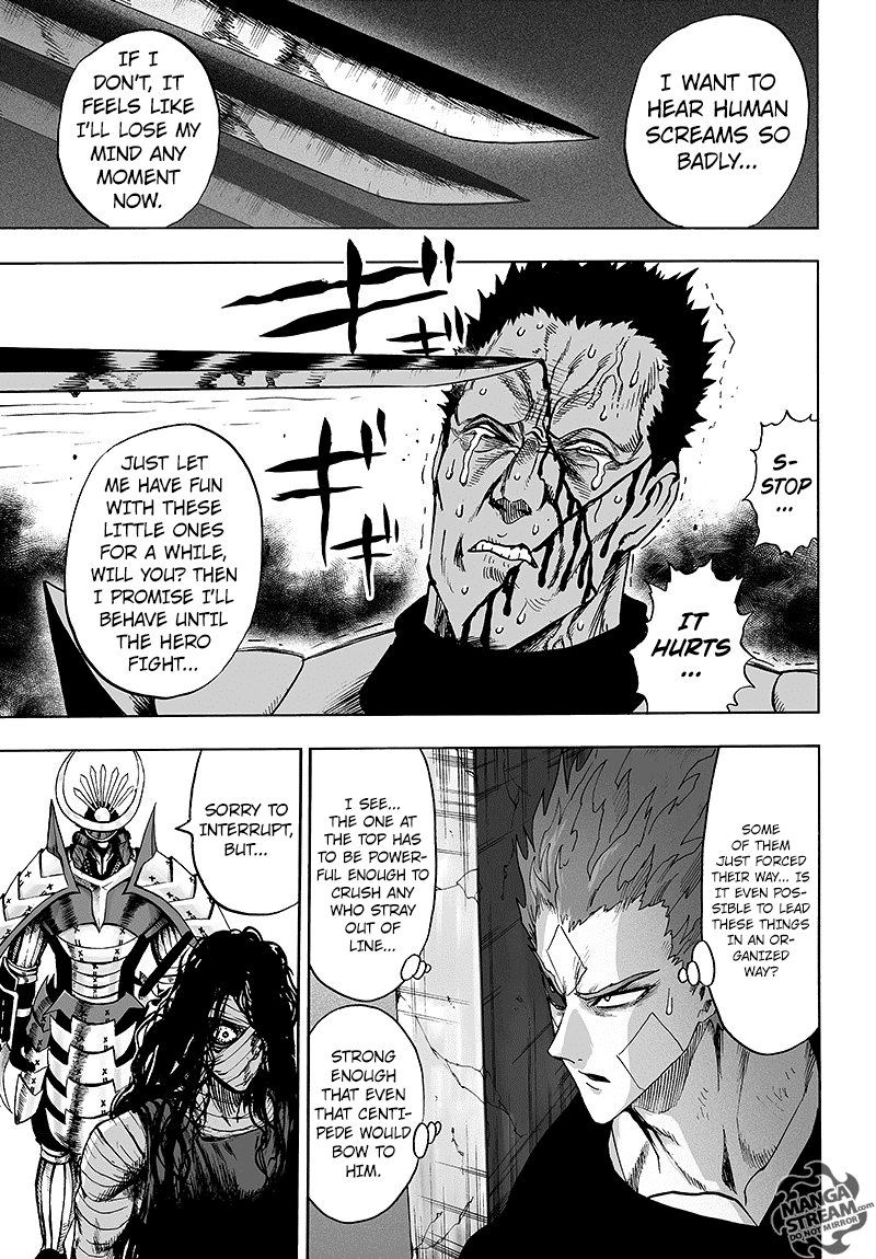 One Punch Man, Chapter Onepunch-Man 86 image 016