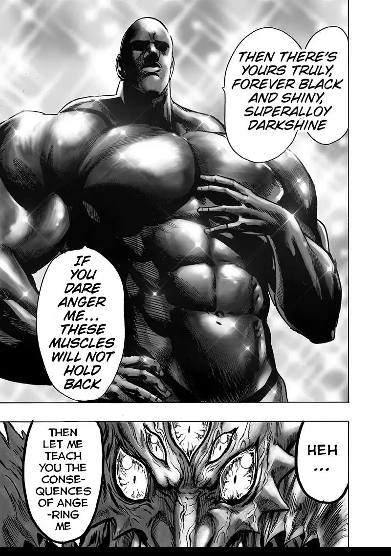 One Punch Man, Chapter Onepunch-Man 106 image 010
