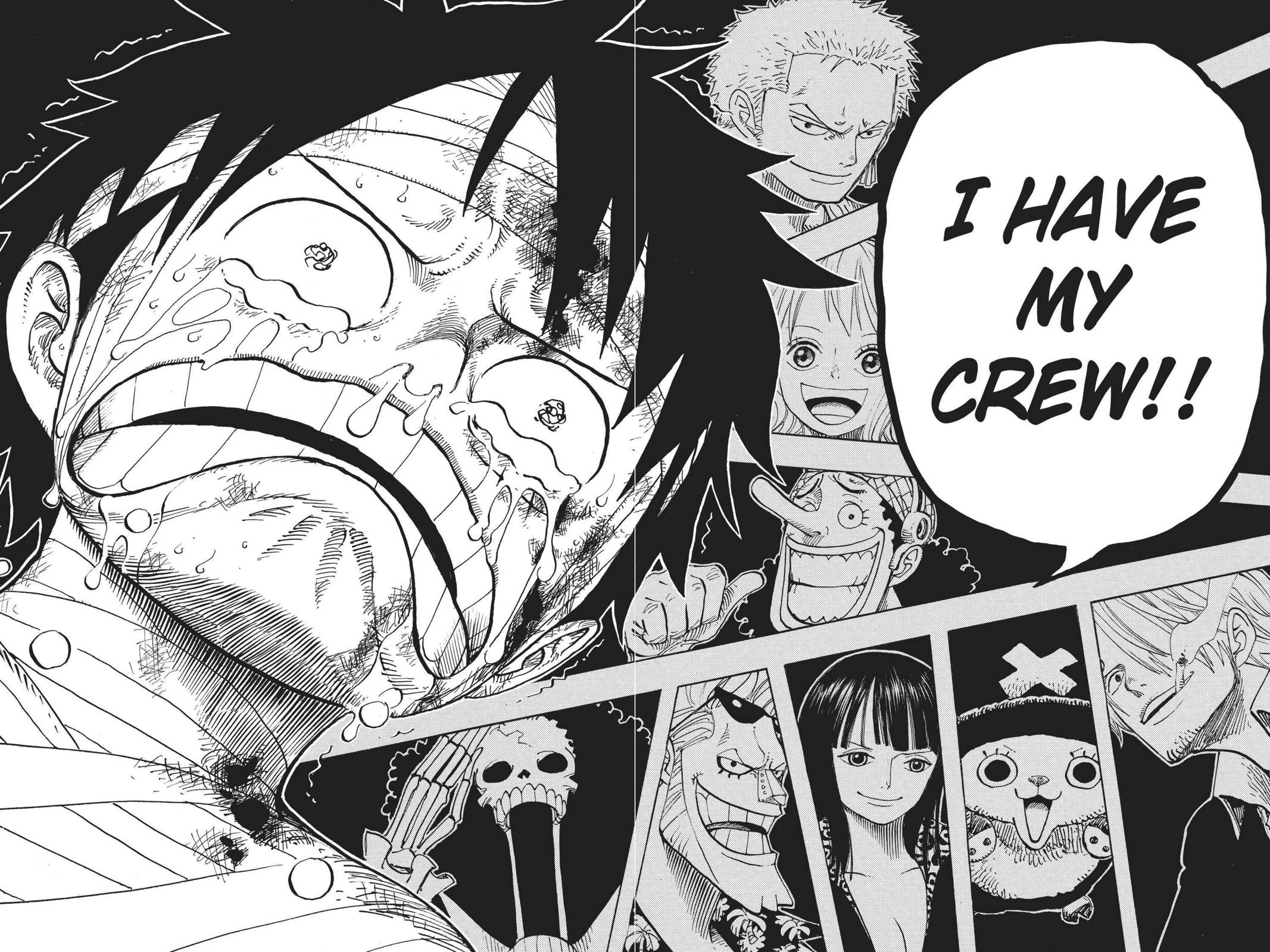 One Piece, Chapter 590 image 016