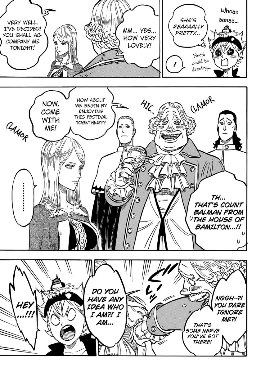 Black Clover, Chapter 103 A Fun Festival Double-Date image 016