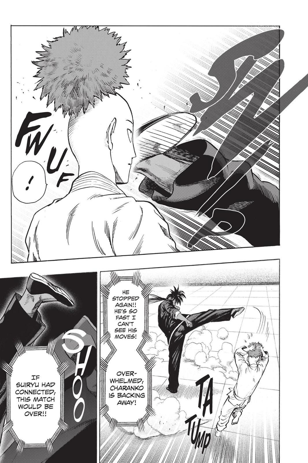 One Punch Man, Chapter Punch 70 image 011