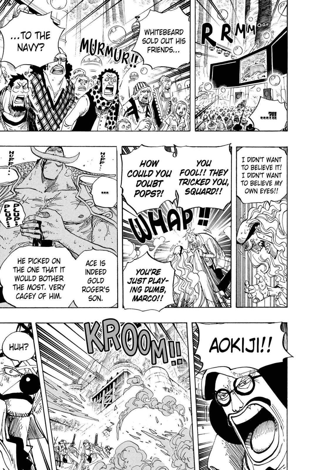 One Piece, Chapter 563 image 014