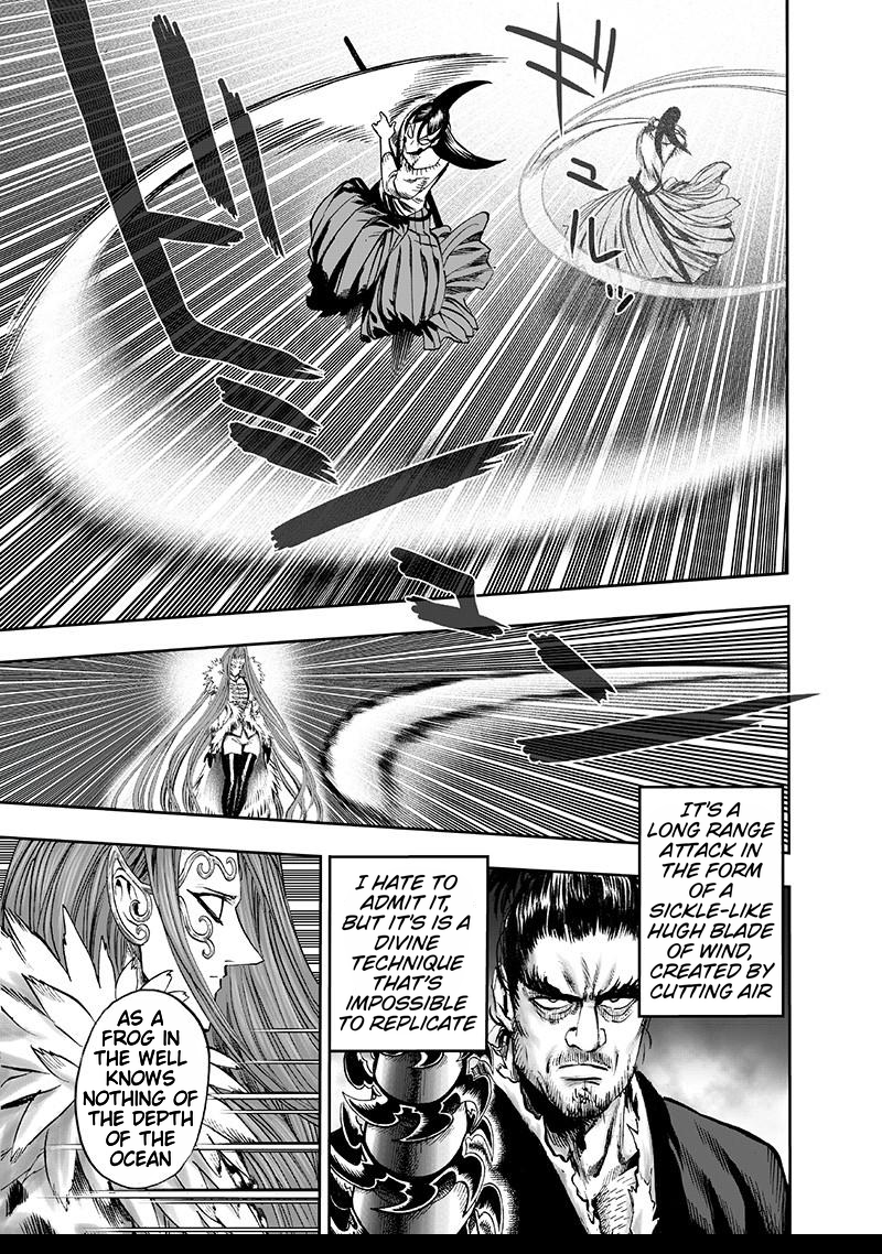 One Punch Man, Chapter Onepunch-Man 104 image 010