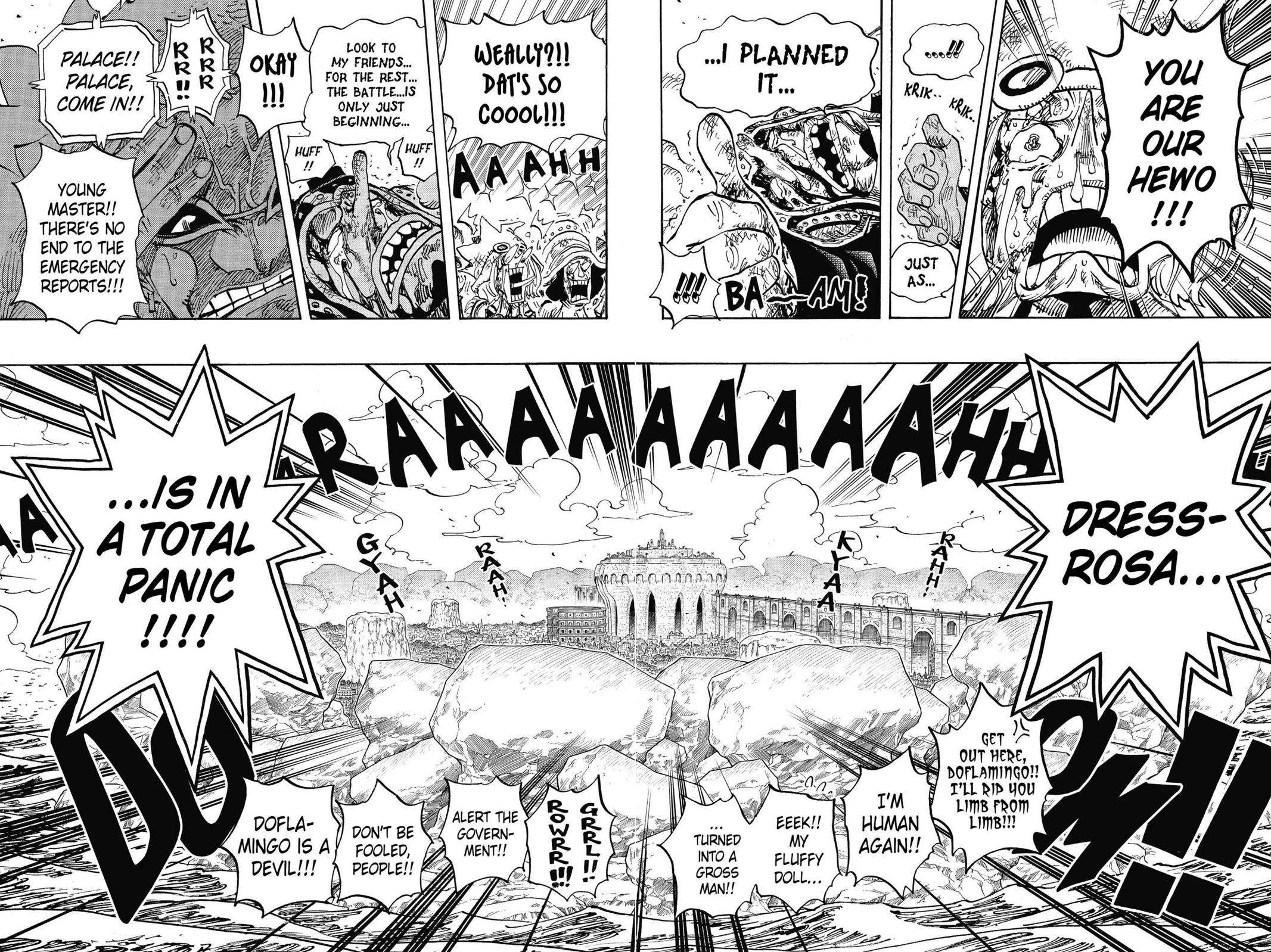 One Piece, Chapter 743 image 016