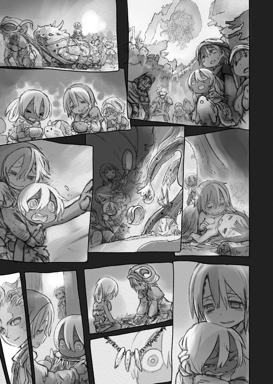 Made In Abyss, Chapter Hello,Abyss 49 image 021