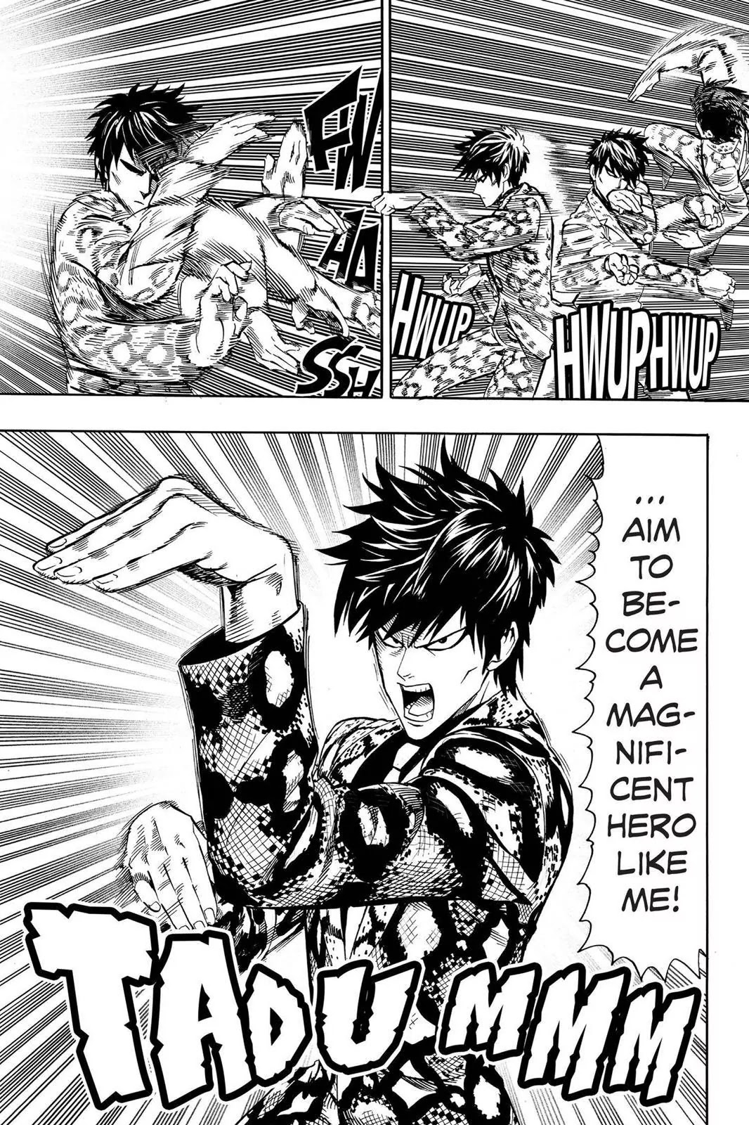 One Punch Man, Chapter Onepunch-Man 16 image 019