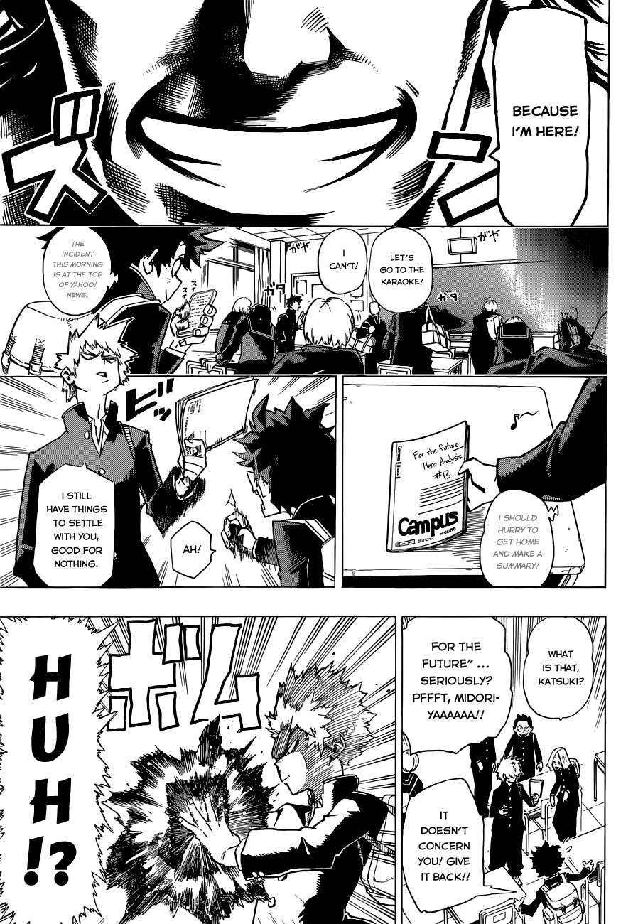 My Hero Academia, Chapter 1 image 015