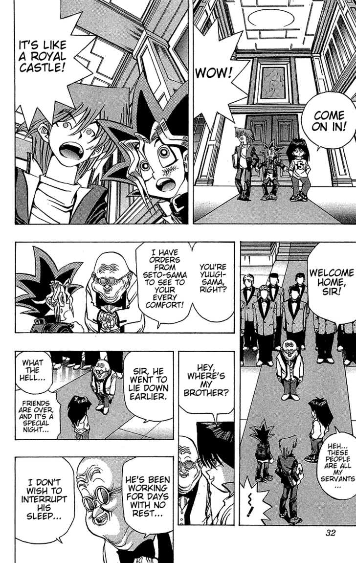 Yu Gi Oh, Chapter Vol.04 Ch.026 - Deadly Russian Roulette image 007
