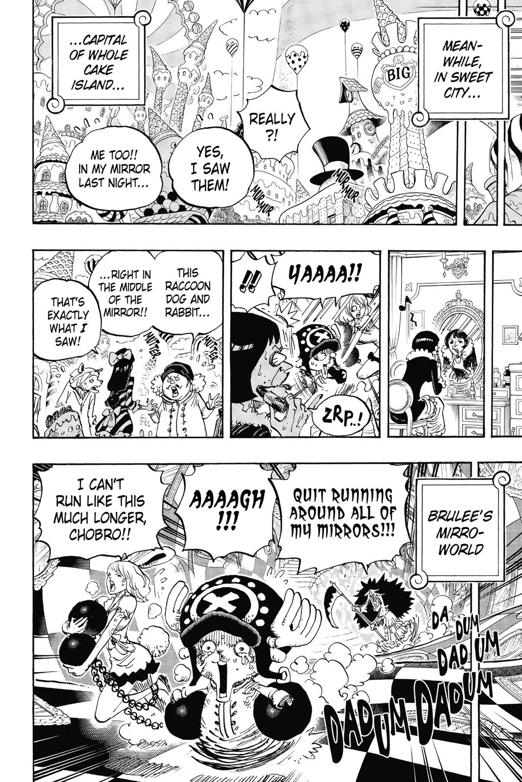 One Piece, Chapter 842 image 005