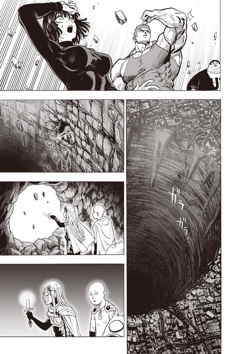 One Punch Man, Chapter One-Punch Man 138 image 034