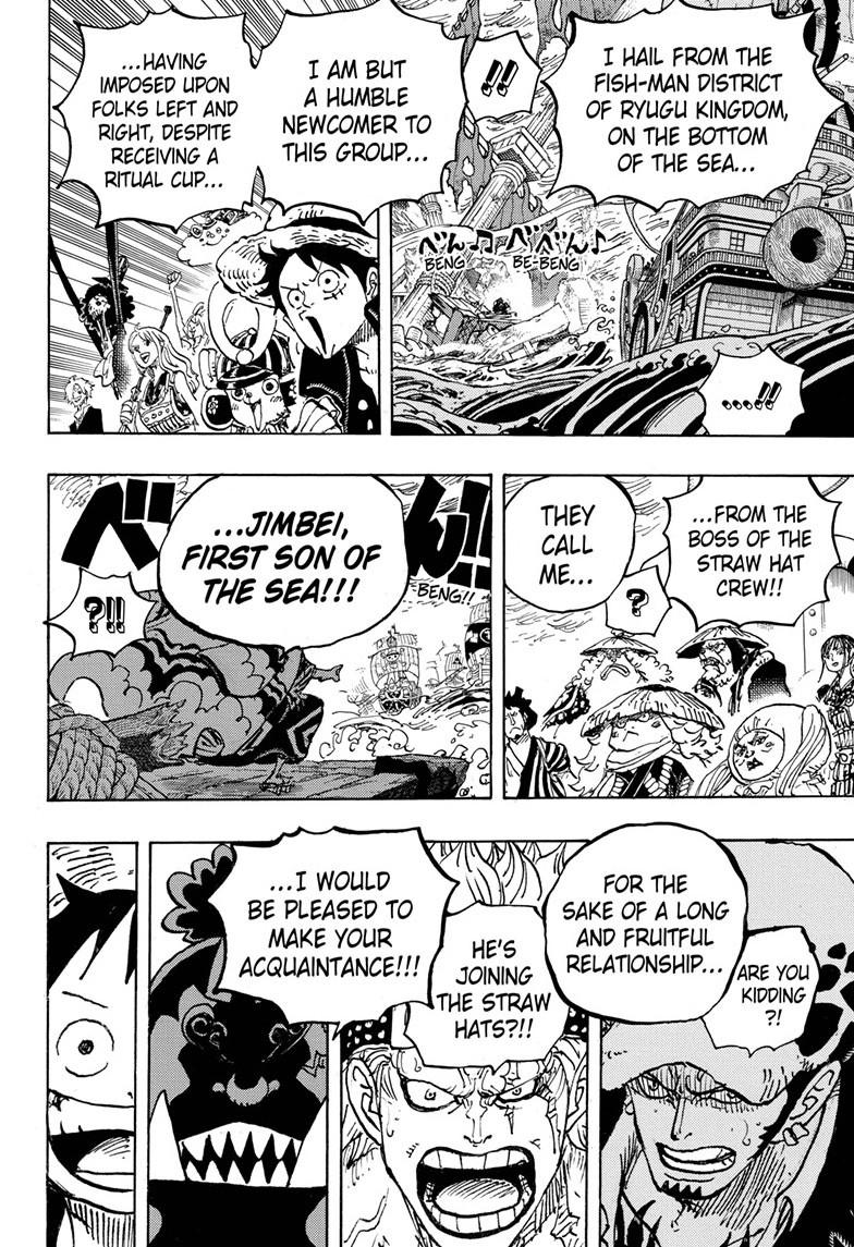 One Piece, Chapter 976 image 017