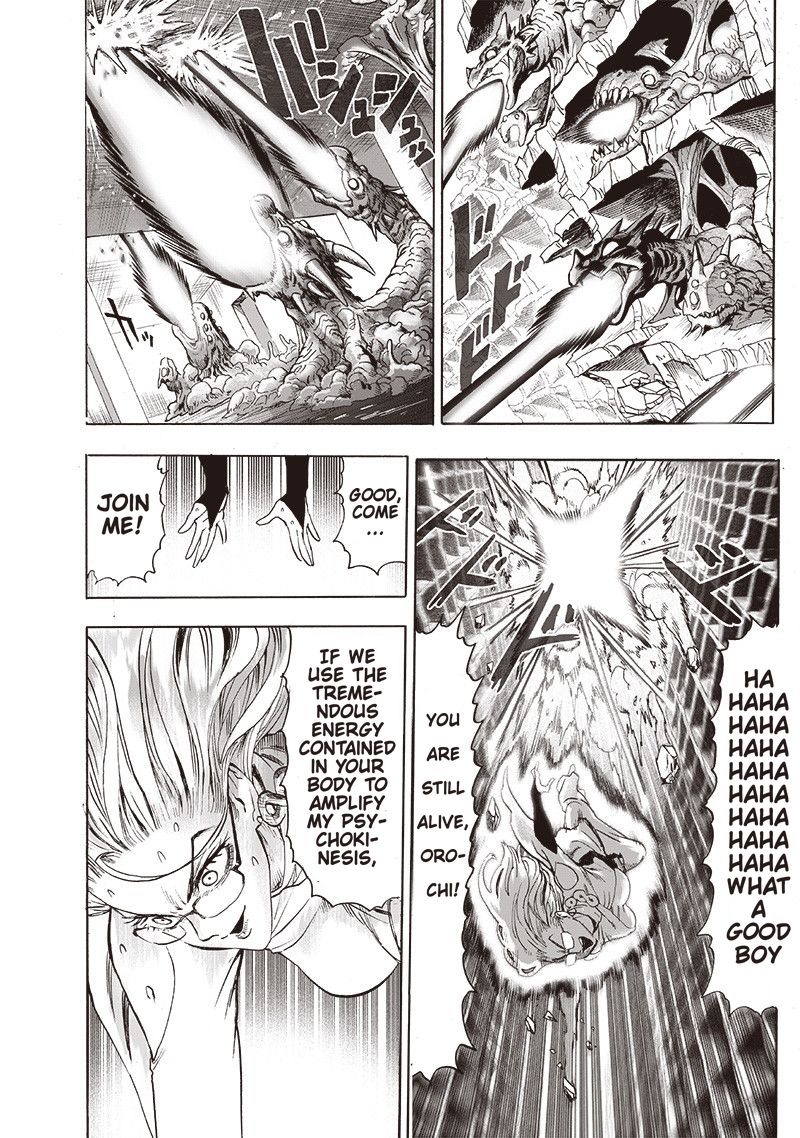 One Punch Man, Chapter One-Punch Man 127.2 image 033
