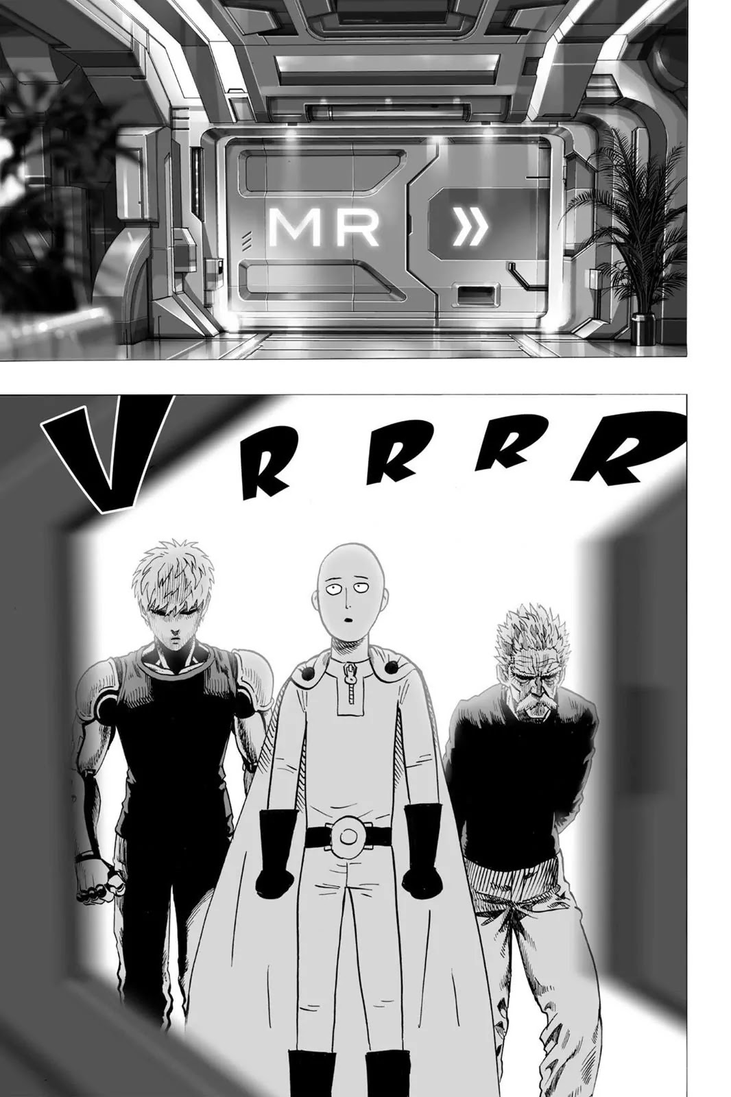 One Punch Man, Chapter Onepunch-Man 30 image 014