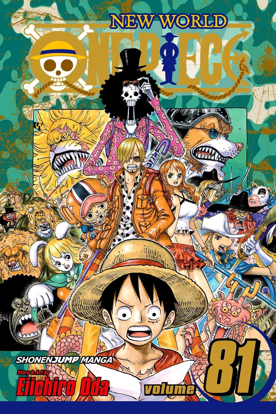One Piece, Chapter 807 image 001