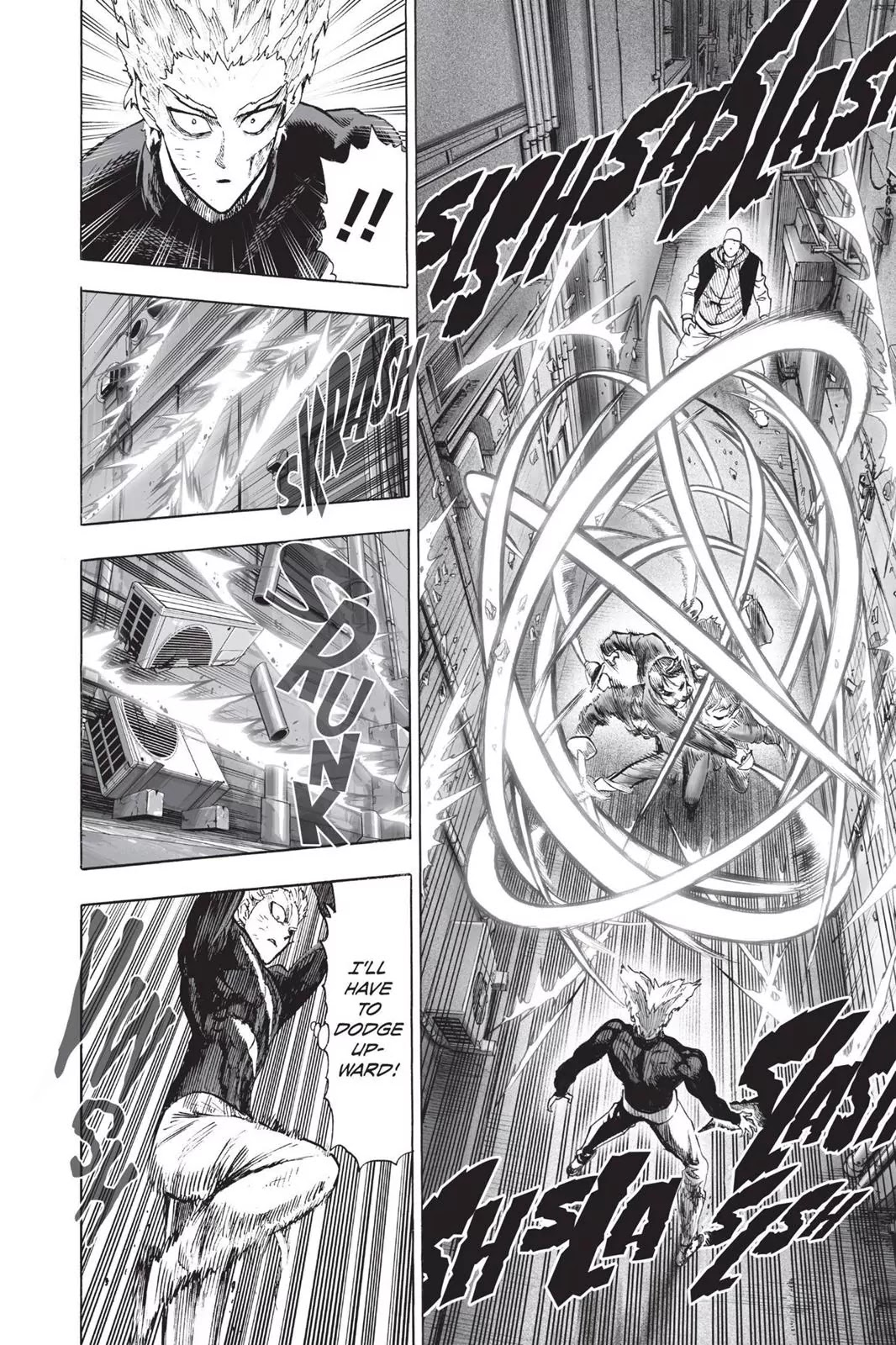 One Punch Man, Chapter Onepunch-Man 50 image 019