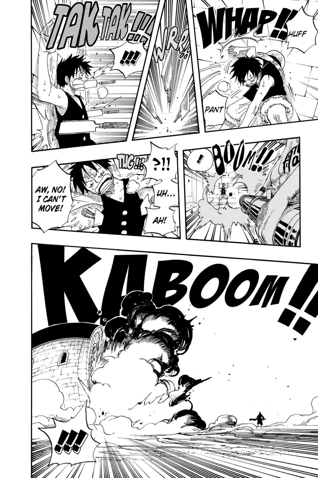 One Piece, Chapter 338 image 010