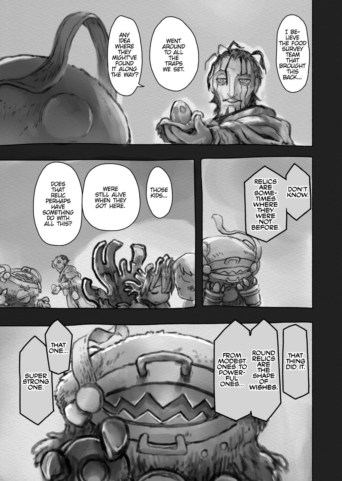 Made In Abyss, Chapter Hello,Abyss 50 image 003