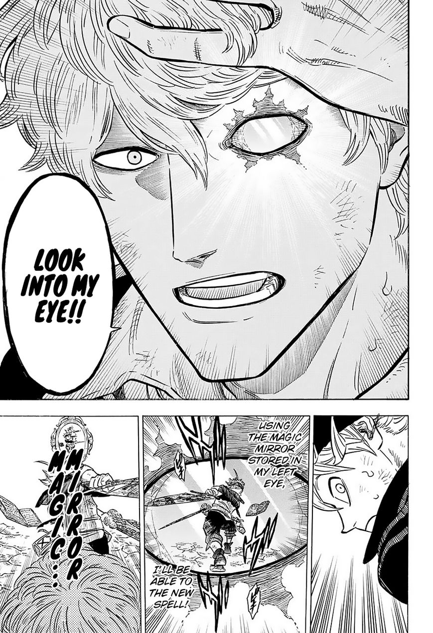 Black Clover, Chapter 45 One Day You'll Protect Someone Else image 015