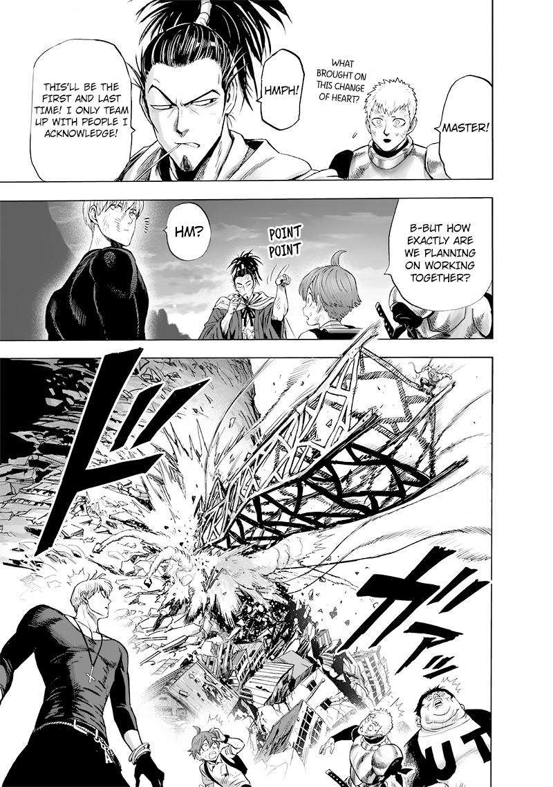One Punch Man, Chapter 136 image 031