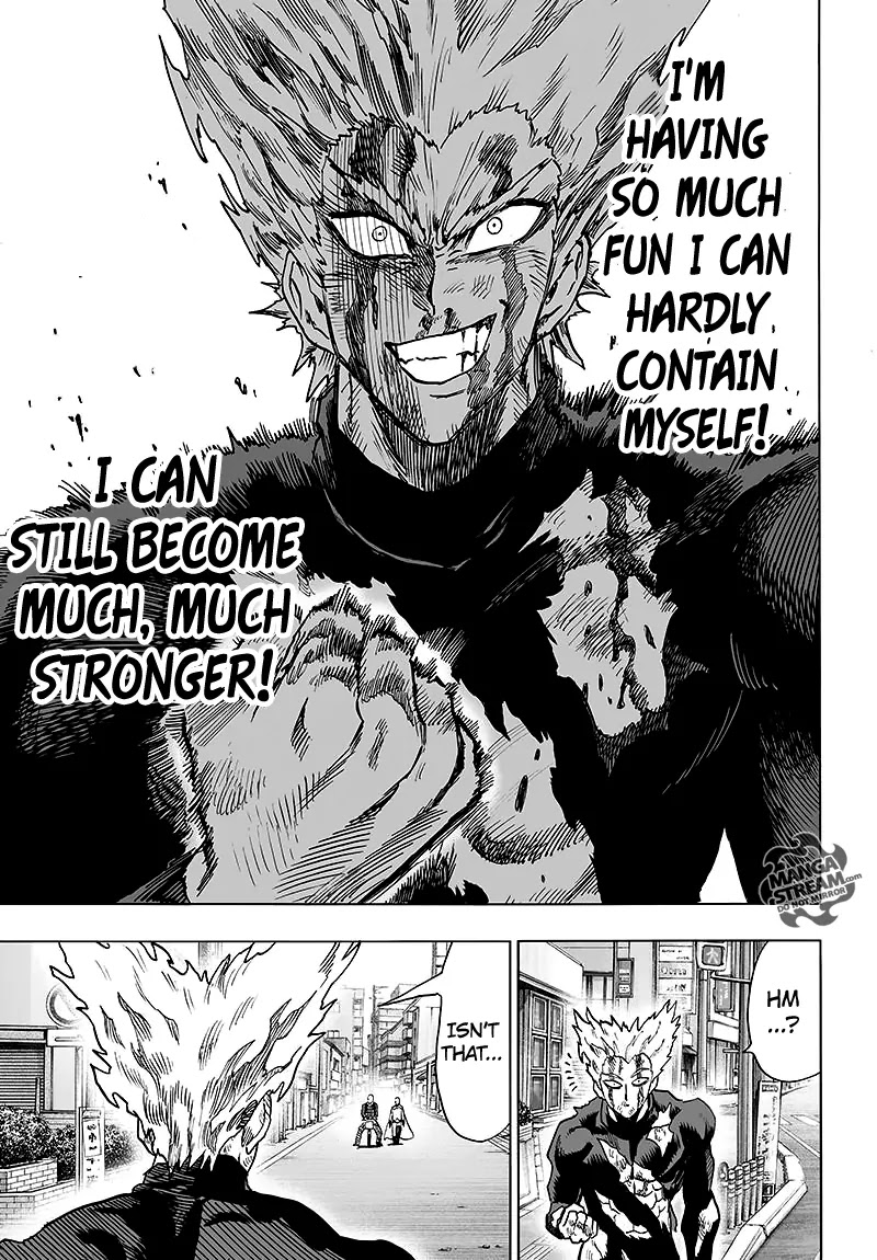 One Punch Man, Chapter Onepunch-Man 77 image 024
