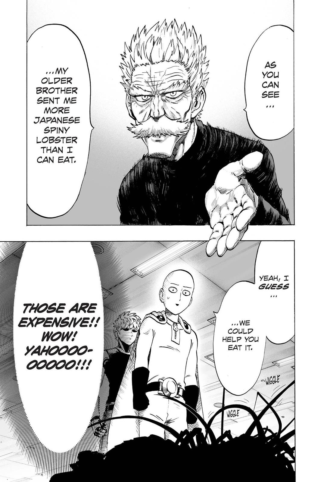 One Punch Man, Chapter Onepunch-Man 40.6 image 003