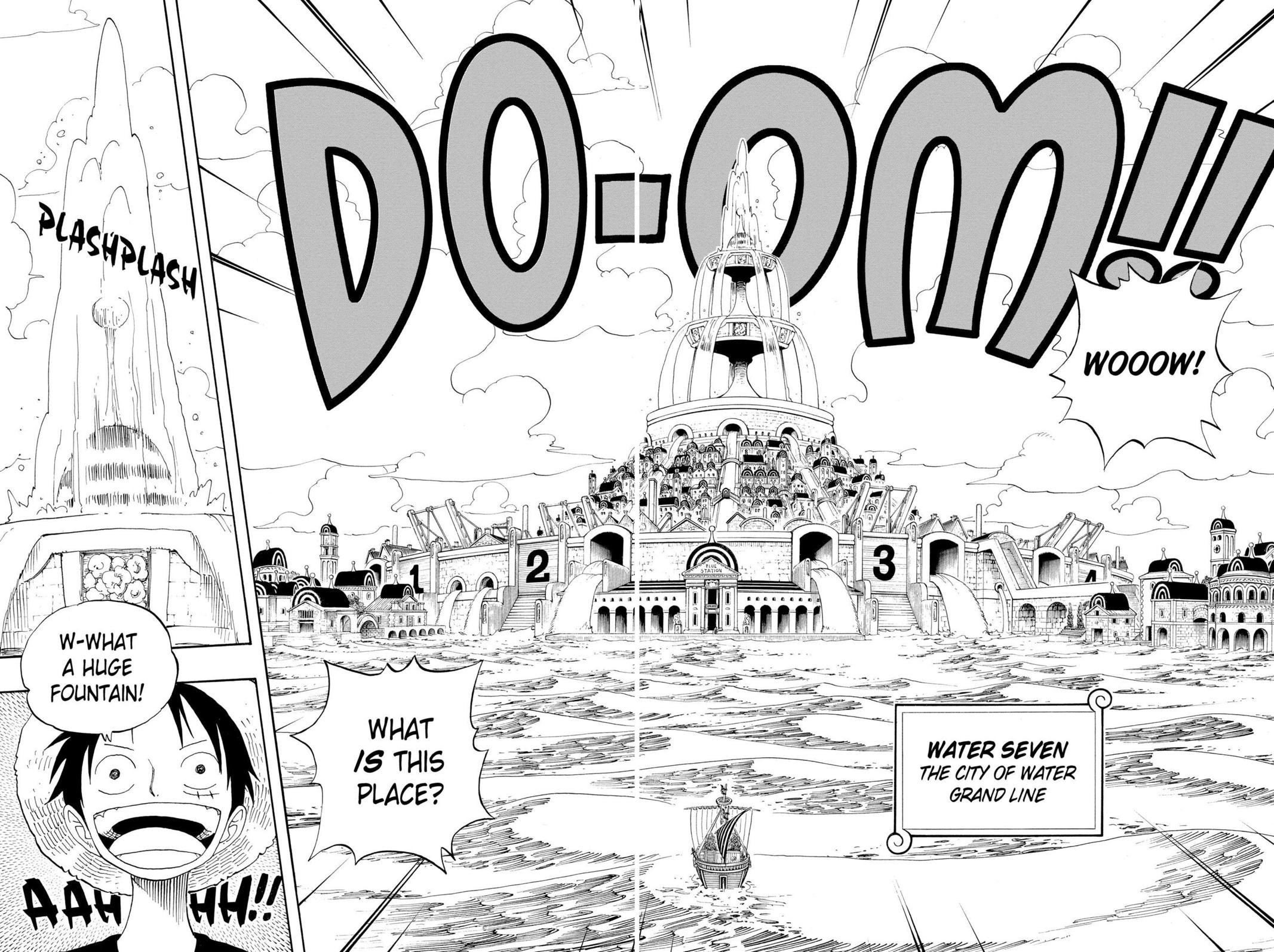 One Piece, Chapter 323 image 008