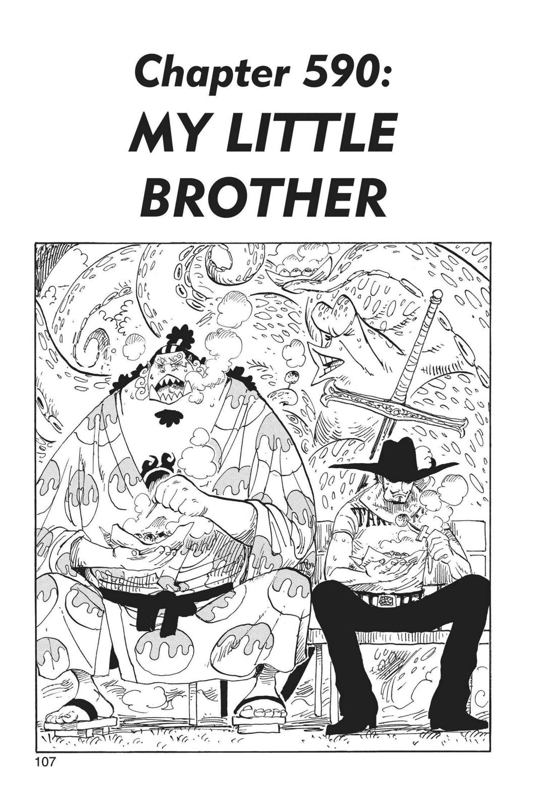 One Piece, Chapter 590 image 001