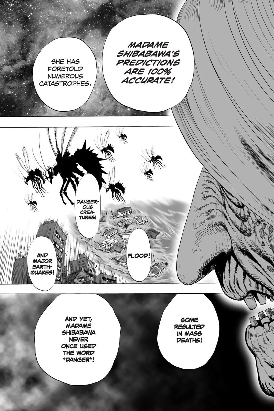 One Punch Man, Chapter Onepunch-Man 31 image 017