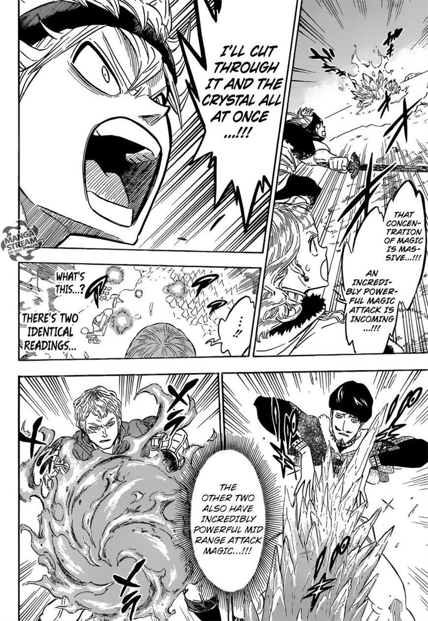 Black Clover, Chapter 114 The Flower of Oath image 015