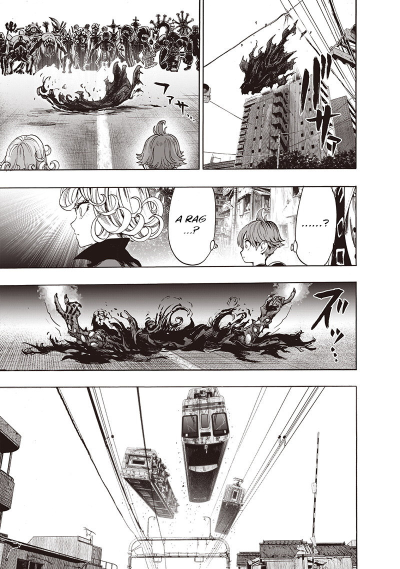 One Punch Man, Chapter Onepunch-Man 94 image 009