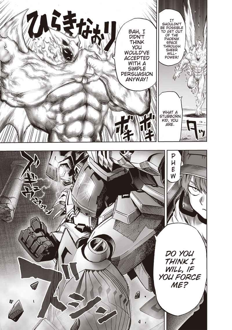One Punch Man, Chapter 99.5 image 019