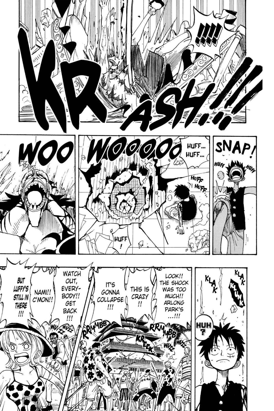 One Piece, Chapter 93 image 017