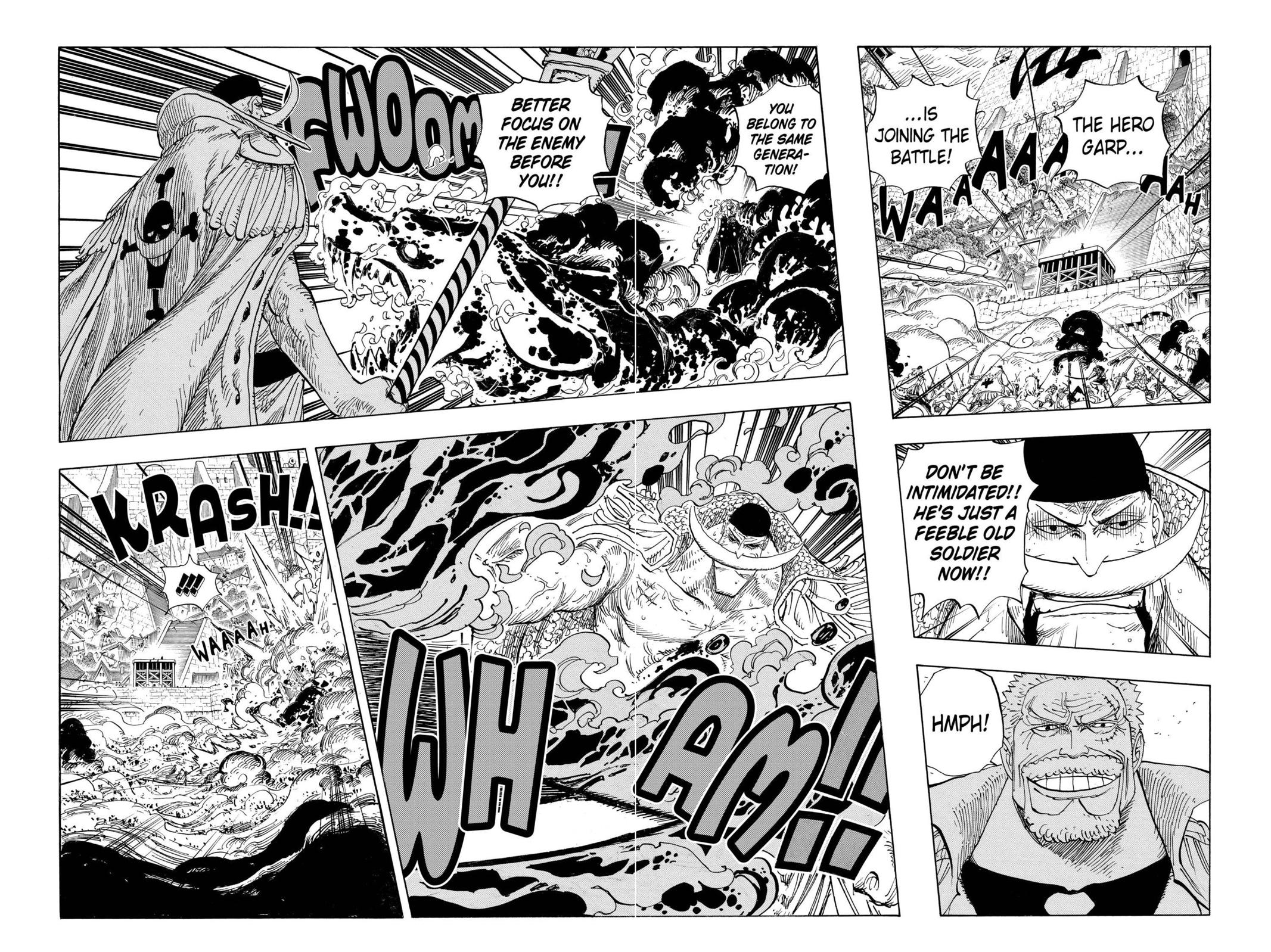 One Piece, Chapter 568 image 002