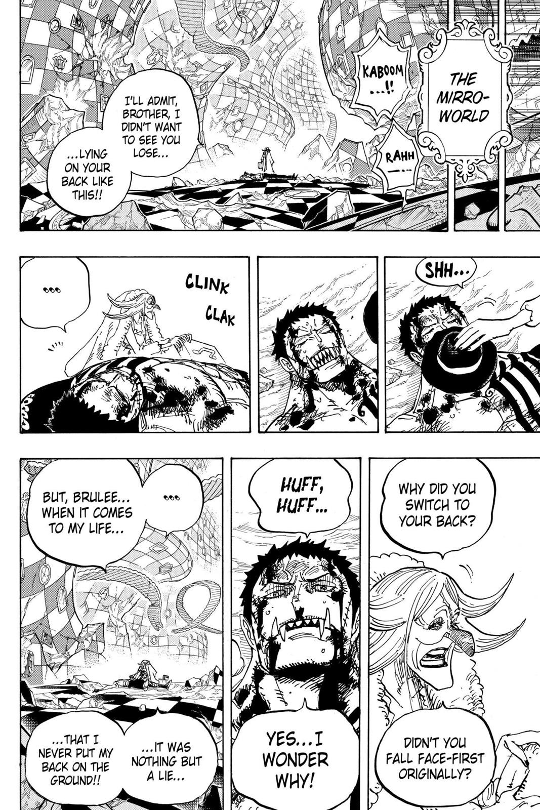 One Piece, Chapter 902 image 012