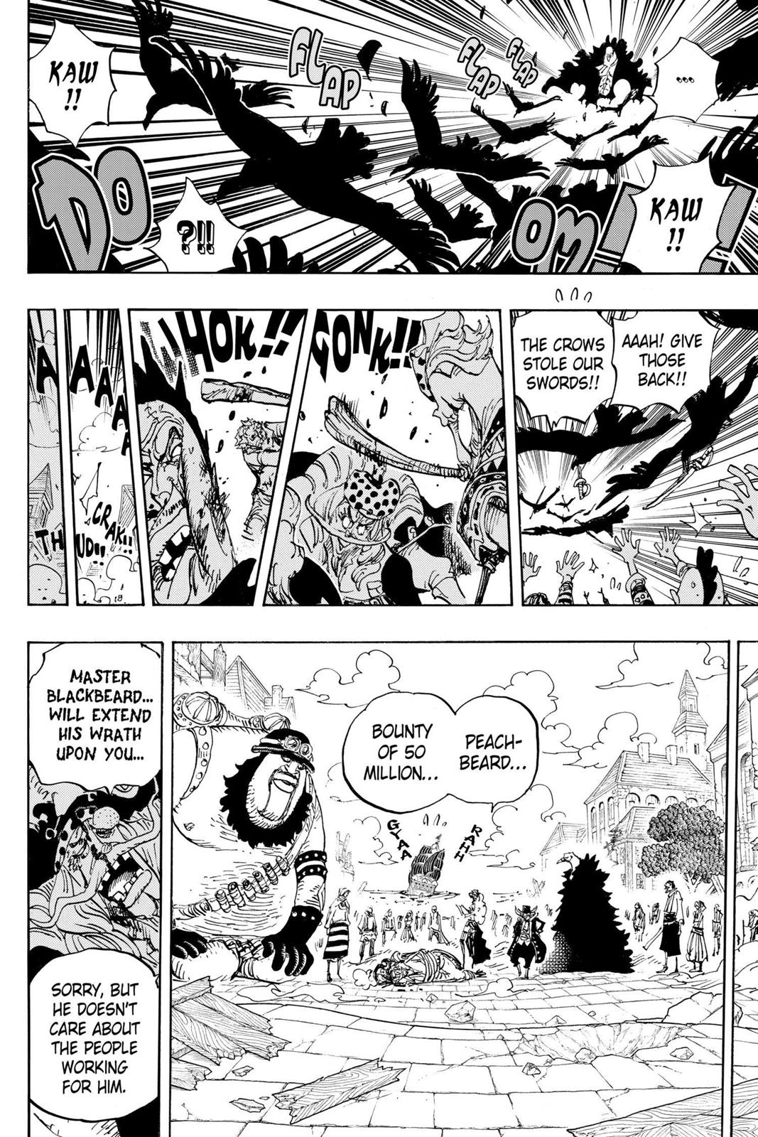 One Piece, Chapter 904 image 012
