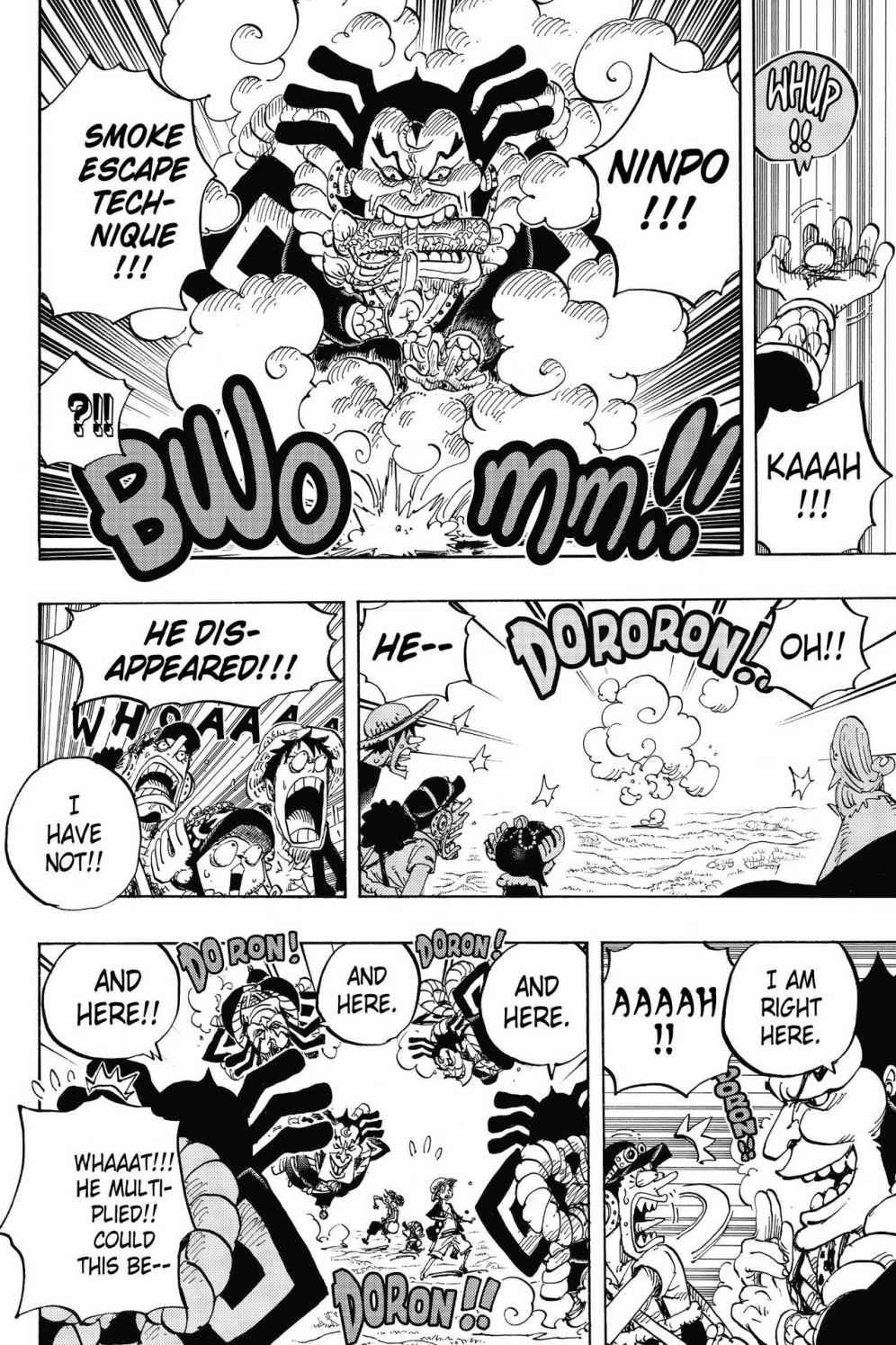 One Piece, Chapter 817 image 025