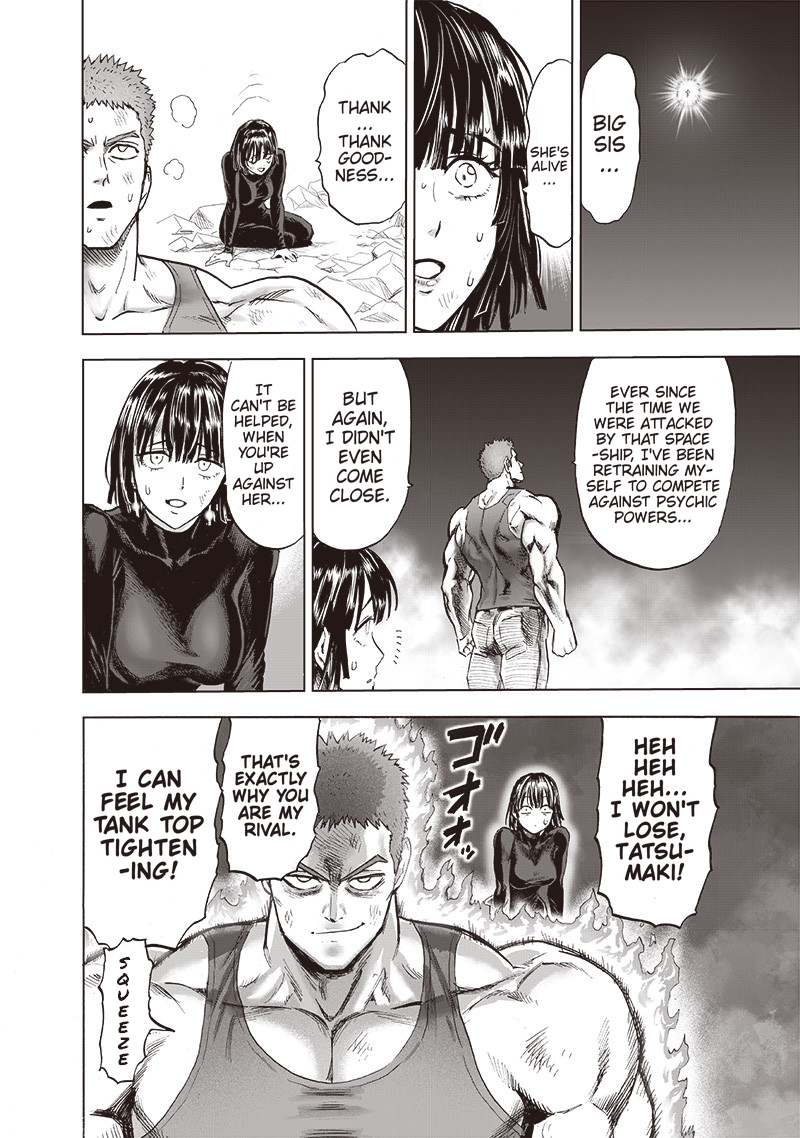 One Punch Man, Chapter One-Punch Man 141 image 009