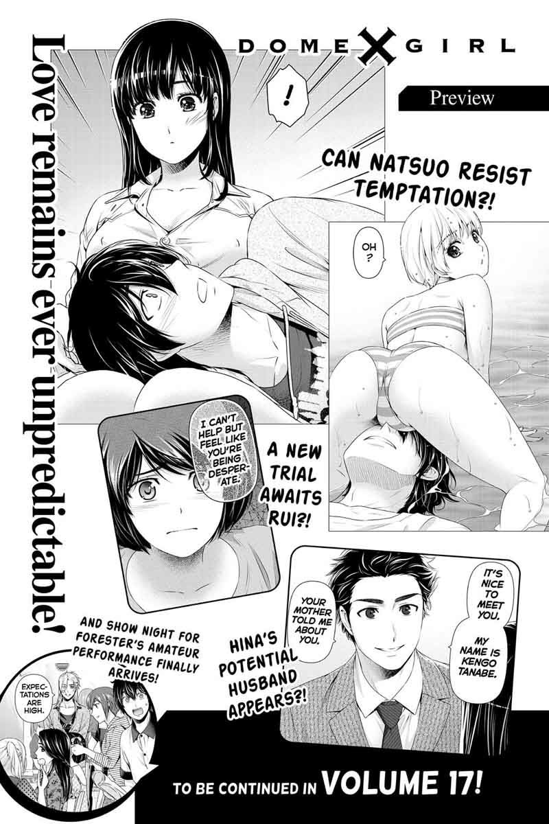 Domestic Girlfriend, Chapter 154 Unforsakable Memories image 025
