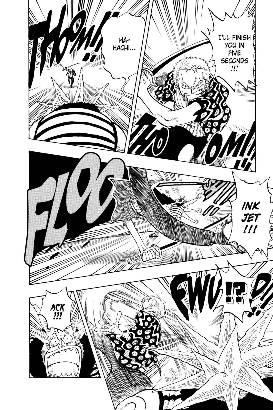 One Piece, Chapter 84 image 004