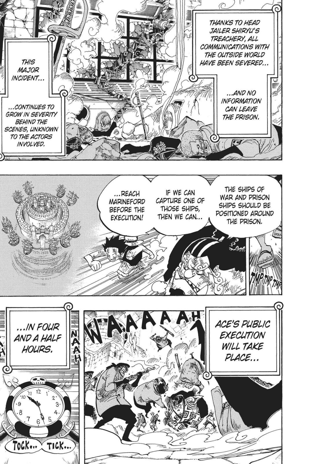 One Piece, Chapter 545 image 004